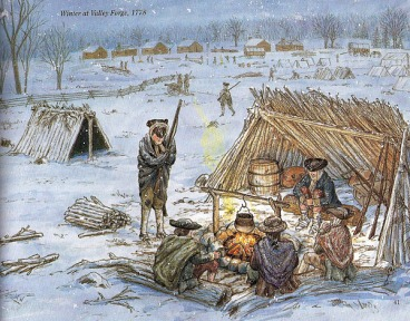 Revolutionary War - Valley Forge