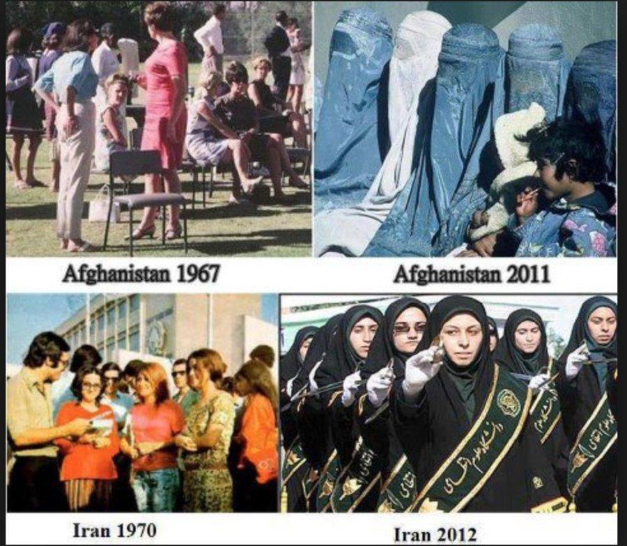 afghanistan iran cultural enrichment islam muslims 1979 iranian revolution