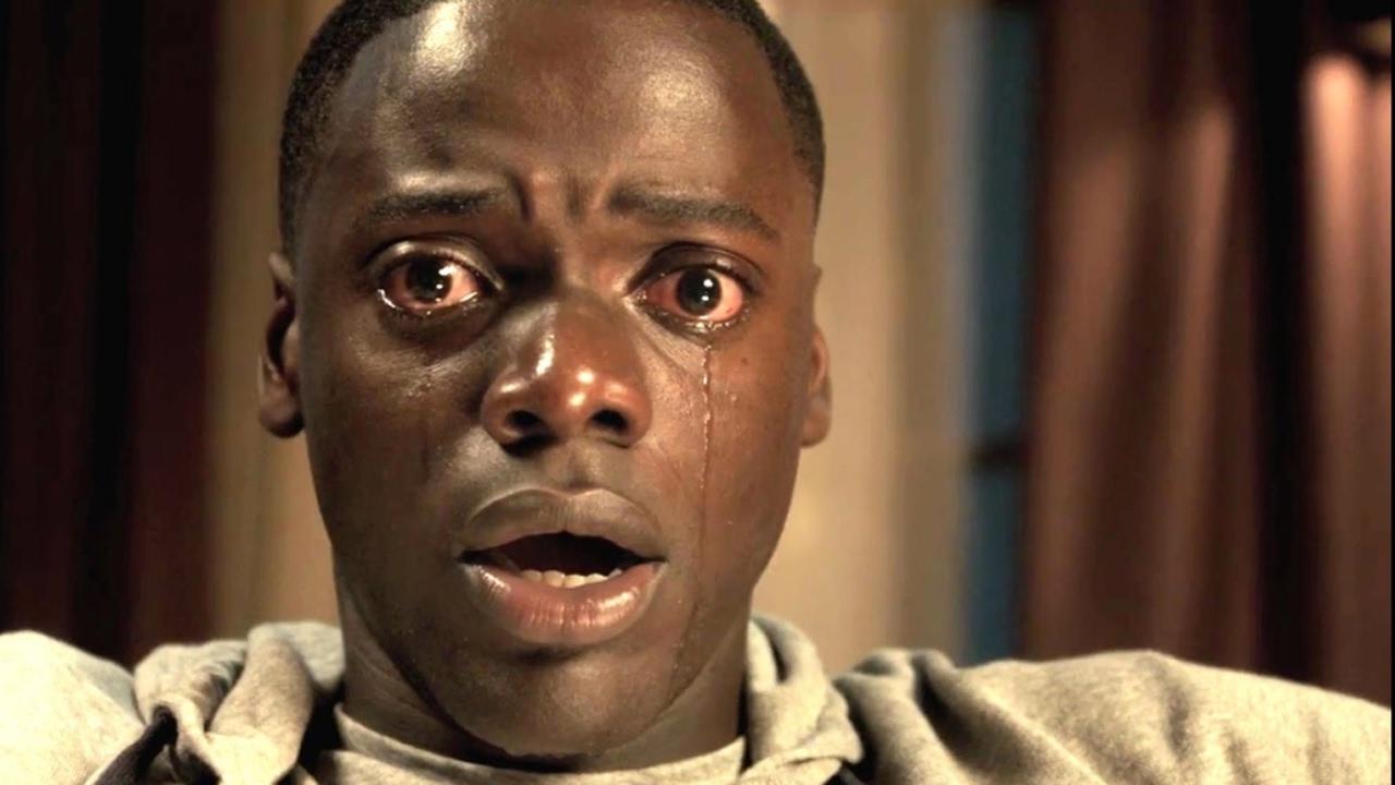 Daniel Kaluuya in Jordan Peele's Get Out